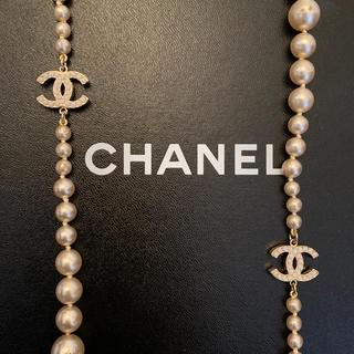 CHANEL - ❤️お買い得❤️ CHANEL ロングネックレス パール