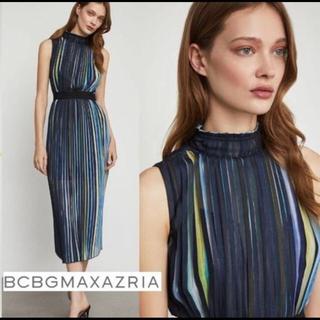ビーシービージーマックスアズリア(BCBGMAXAZRIA)の❤️BCBG 2020新作 ワンピース 新品(ひざ丈ワンピース)