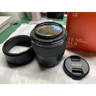 SONY - Sony 50mm 1.8 ※値下げ交渉あり