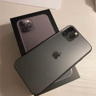 Apple - iPhone 11pro 64GB スペースグレイ