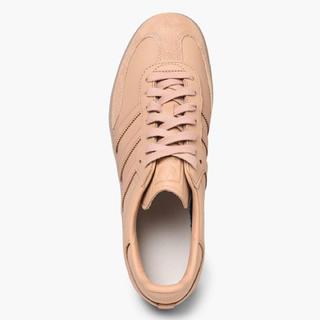 アディダス(adidas)のアディダス サンバ W  メンズスニーカー ベージュ(スニーカー)