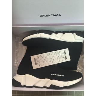 Balenciaga - balenciaga スピードトレーナー 37