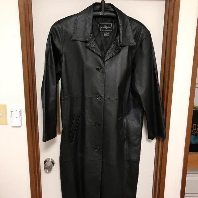 JOHN LAWRENCE SULLIVAN(ジョンローレンスサリバン)のレザーコート sullen メンズのジャケット/アウター(レザージャケット)の商品写真