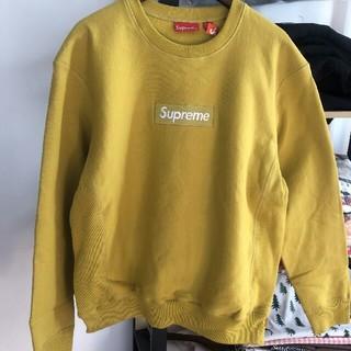 Supreme - Supreme 18AW BOX LOGO CREWNECK Sweatshir