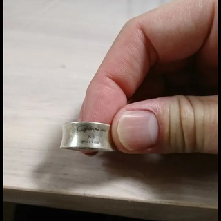 GARNI - ガルニ リング silver 925 シルバーリング