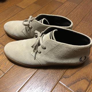 フレッドペリー(FRED PERRY)のスウェード靴 フレッドペリー (その他)