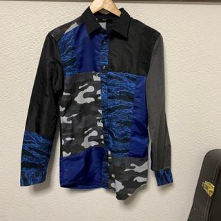 DIESEL - タグ付き新品!ディーゼル ストレンジ柄シャツ(定価29,700円)