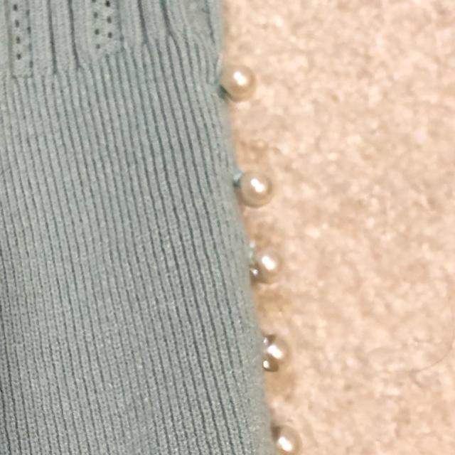 PROPORTION BODY DRESSING(プロポーションボディドレッシング)のプロポーションボディドレッシング リブニット レディースのトップス(ニット/セーター)の商品写真
