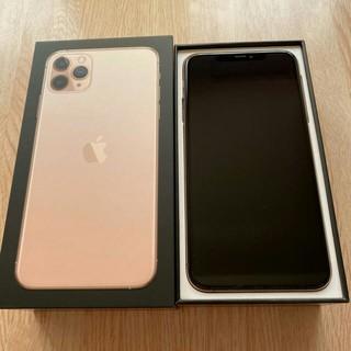 Apple - [超美品] SIMフリー iPhone11 Pro Max 512GB ゴールド