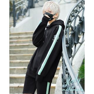 Rady - ☆新品☆ Mサイズ サイドラインメンズセットアップ Rady×まふまふコラボ