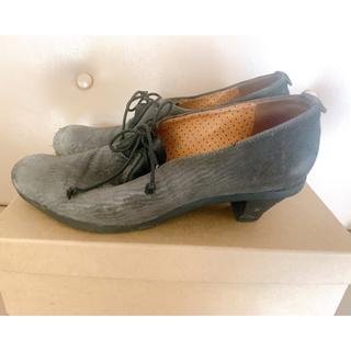 ネストローブ(nest Robe)のTN29 靴♡ビンテージ加工♡(ローファー/革靴)