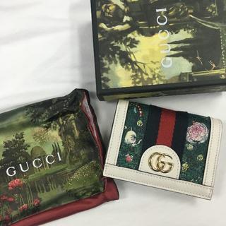 Gucci - GUCCI ヒグチユウコ カードケース ミニ財布