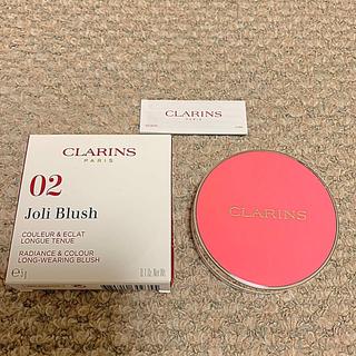 CLARINS - 未使用♡クラランス チーク