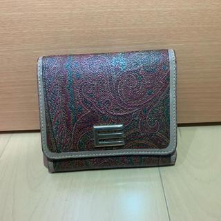 エトロ(ETRO)のETRO 三つ折り財布(財布)