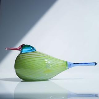 イッタラ(iittala)のRainbow bird オイバトイッカ  イッタラ  バード(置物)