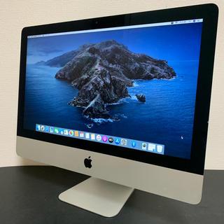 マック(Mac (Apple))のCorei7+メモリー16GB!! Apple iMac2013 21.5inc(デスクトップ型PC)