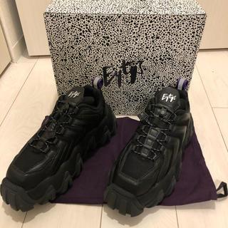42 新品正規品 20SS Eytys halo leather スニーカー