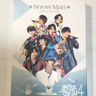 素顔4 SnowMan盤 DVD