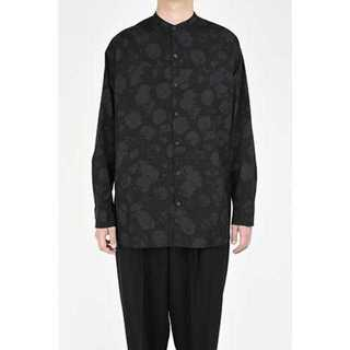 LAD MUSICIAN - LAD MUSICIAN 18aw Rose Shirts