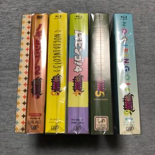 ノギザカフォーティーシックス(乃木坂46)の乃木坂46 NOGIBINGO! 2〜6 DVD&Blu-ray まとめ売り(アイドル)