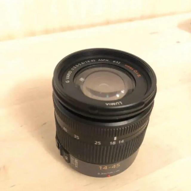 Panasonic(パナソニック)のPanasonic LUMIX DMC-GX7 レンズキット 使用回数短め スマホ/家電/カメラのカメラ(ミラーレス一眼)の商品写真