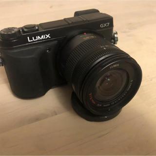 Panasonic - Panasonic LUMIX DMC-GX7 レンズキット 使用回数短め