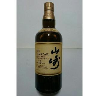 サントリー - 山崎 12年 サントリーウイスキー 新品未開封