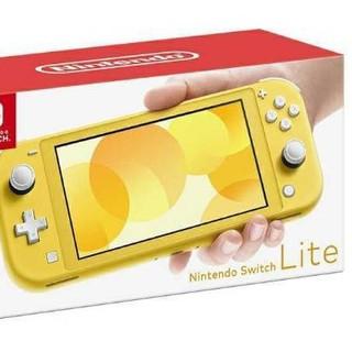 ニンテンドースイッチ(Nintendo Switch)のNintendo Switch Lite イエロー 本体(家庭用ゲーム機本体)