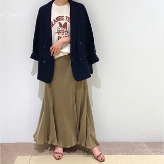 Plage - 今季☆ Plage プラージュ☆Fibril ギャザーロングスカート☆IENA