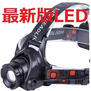 超強力 45時間点灯 CREE以上 LED ヘッドライト セットI69866(ライト/ランタン)