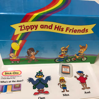 DWE Zippy and his friends トークアロング