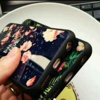 送料無料!iPhoneケース!ボタニカ 緑 440円  プレセント 人気(iPhoneケース)