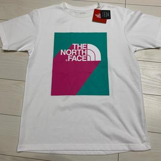 THE NORTH FACE - ノースフェイス Tシャツ ロゴ