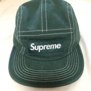 Supreme - 【新品】supreme 20SS FIELD CAMP CAP GREEN