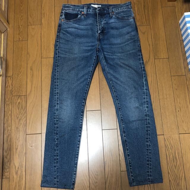 Levi's(リーバイス)のリーバイス  510  30インチ30×32 デニム ジーンズ ワンウォッシュ メンズのパンツ(デニム/ジーンズ)の商品写真
