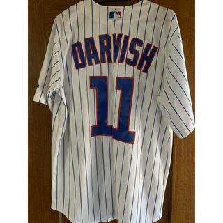 マジェスティック(Majestic)のダルビッシュ有 ユニフォーム カブス MLB majestic(ウェア)