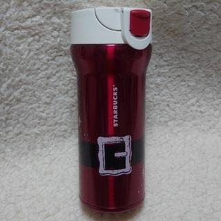 スターバックスコーヒー(Starbucks Coffee)の2014 ハンディステンレス タンブラー ボトル 水筒 赤 レッド スタバ(タンブラー)