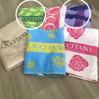 L'OCCITANE - 新品 ロクシタン バスタオル まとめ売り
