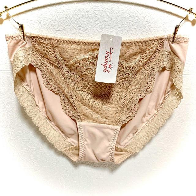 Triumph(トリンプ)のトリンプ  天使のブラ スリムライン  ブラレットデザイン ブラ&ショーツ  レディースの下着/アンダーウェア(ブラ&ショーツセット)の商品写真