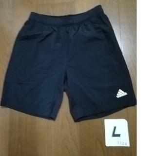adidas - 20春夏モデル‼️adidasサイズL ショートパンツ黒L 未使用