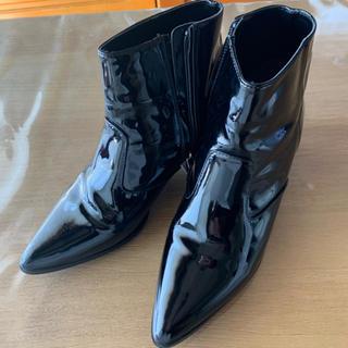 マウジー(moussy)のエナメルシューズ(ローファー/革靴)