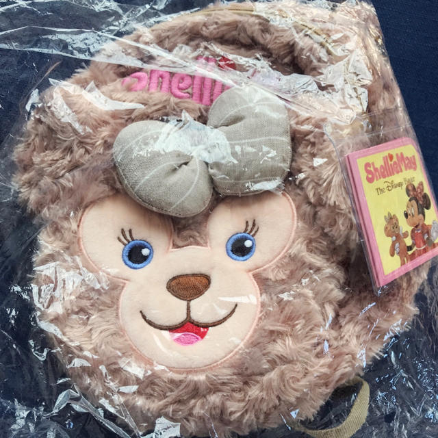 Daisy(デイジー)の新品 未使用 シェリーメイ ディズニー 香港 リュック キッズ/ベビー/マタニティのこども用バッグ(リュックサック)の商品写真
