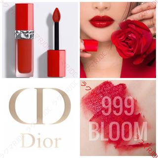 Dior - 【新品箱なし】999 ブルーム ディオール ウルトラリキッド お花で作ったリップ