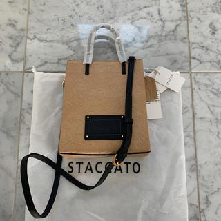 新品 STACCATO 2wayバッグ