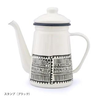 琺瑯 コーヒーポット やかん 1.1L 新品