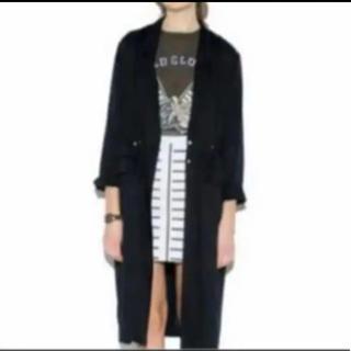 MURUA - 新品タグMURUAコードライトロングコート トレンチコート羽織り