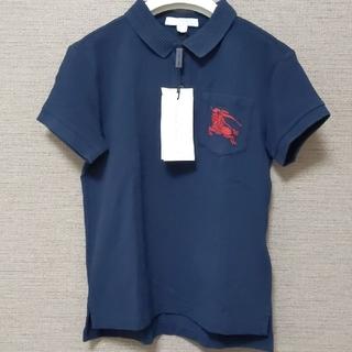 BURBERRY - バーバリー ポロシャツ 8y 新品