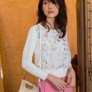 ANAYI - 美品☆アナイ☆ニット☆Mプルミエ トッカ トゥモローランド スピック&スパン
