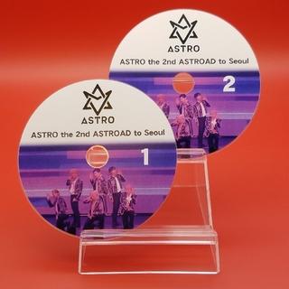 ASTRO 아스토로 アストロ the 2nd ASTROAD tn Seoul