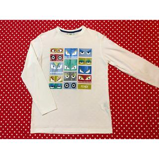 フェンディ(FENDI)のFENDI ロンT 12(Tシャツ/カットソー)